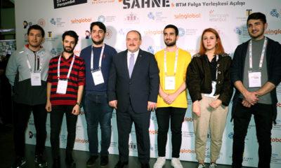 Girişimciliğin desteklenmesi amacıyla İTO tarafından kurulan Bilgiyi Ticarileştirme Merkezi 'nin (BTM), Mustafa Varank'ın katılımıyla gerçekleşti.