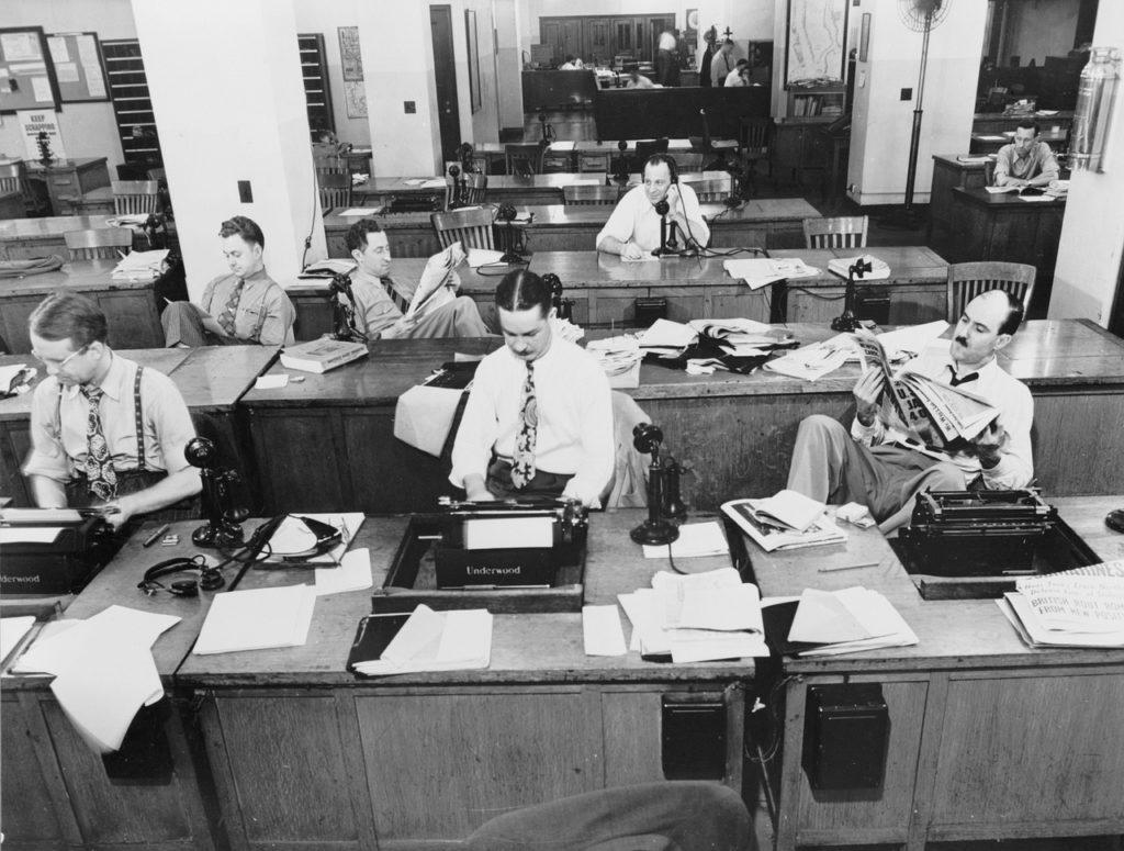 Çalışan Gazeteciler Günü